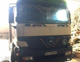 www.AirGART.com Пневмоподвеска на Mercedes Actros.