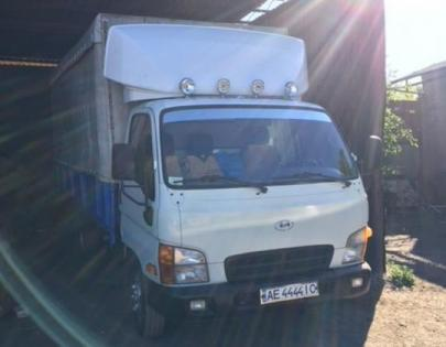 Пневмоподвеска на грузовик Хюндай 65.
