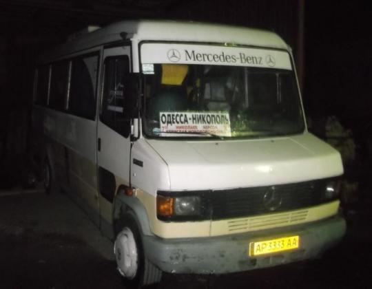 Пневмоподвеска на Mercedes Benz (Рекс)