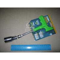 www.AirGART.com Ключ свечной,пластиковая ручка, усиленный 21мм