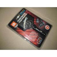www.AirGART.com Разветвитель прикуривателя, 3в1, LED индикатор.