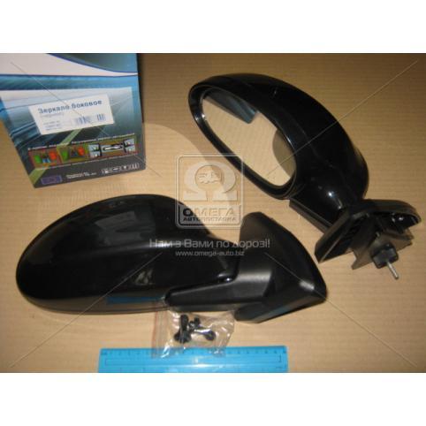 www.AirGART.com Зеркало боковое, ВАЗ 2101-07, черное 3301-07, 2шт