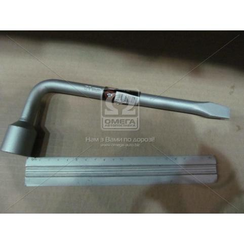 www.AirGART.com Ключ балонный L-образный 21 мм.