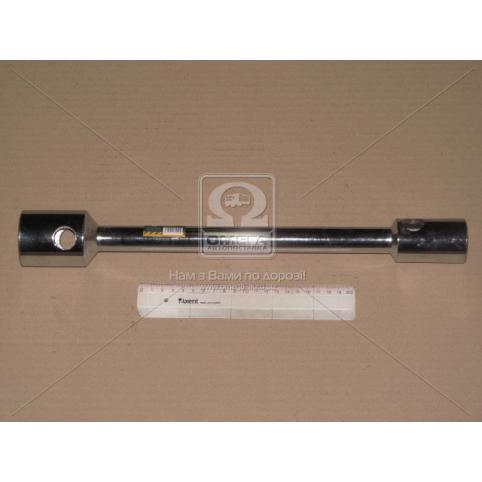 www.AirGART.com Ключ балонный для грузовиков d=25, 30x36x420мм, хром