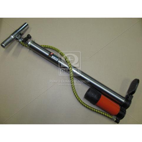 www.AirGART.com Насос ручной с ресивером и манометром 38x500mm