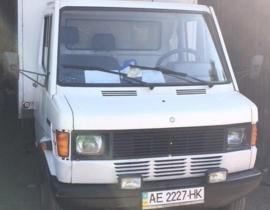 www.AirGART.com Пневмоподвеска на Mercedes Benz 410.