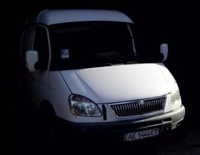 Пневмоподвеска на ГАЗ 2752
